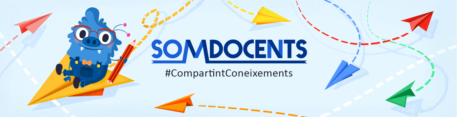 SomDocents - Compartim coneixements